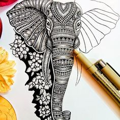 >Mandalas, Zentangles and Doodles. >Sketches of animals >Landscapes >Jewelry Designs Doodle Art Drawing, Dark Art Drawings, Art Drawings Beautiful, Zentangle Drawings, Mandala Drawing, Pencil Art Drawings, Art Drawings Sketches, Mandala Doodle, Mandala Art Lesson