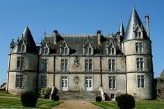 Château de la Flocellière -  Vendée
