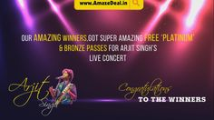 Savers are Winners | Arijit Singh | AmazeDeal.In