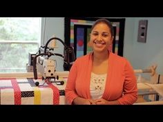 How to Use Micro Handles- Longarm quilting machine