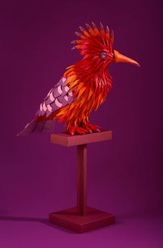 New animals made from leather scraps by Zim&Zou | Inspiration Grid | Design Inspiration