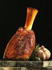Carre de cochon de lait a la lavande et poivrons - Cuisiner jarret de veau ...