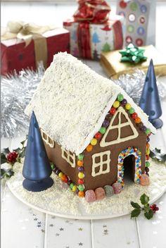 Chocolate Gingerbread House | Recipe | Cadbury Kitchen