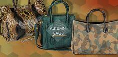 Autumn Bags - i love them all.