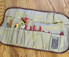 If you are like me, you end up with a lot of little hand tools cluttering up the gig bag. And if you have access to a sewing machine, a few hours of w...