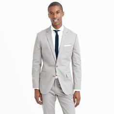 Ludlow suit jacket with double vent in Italian chino - Ludlow Suit -Men- J.Crew