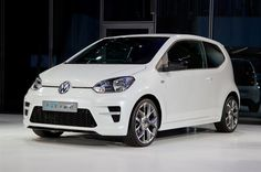 Cool little car.  VW Up GT