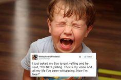 Teksty, jakimi małe dzieci zaskoczyły swych rodziców - Joe Monster