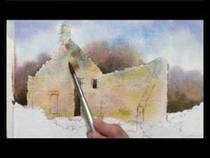 Painting with...Geoff Kersey - Programme One - Part Two - YouTube