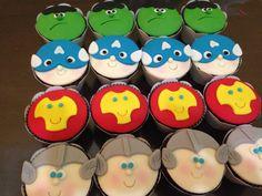 Cupcake Avengers