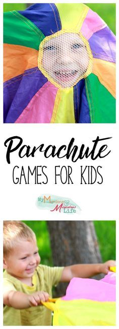 Looking for simple outdoor fun for preschoolers? This classic backyard game will delight students. Parachute Games for Kids Looking for simple outdoor fun for preschoolers? This classic backyard game will delight students. Parachute Games for Kids Outdoor Games For Preschoolers, Games For Kids Classroom, Preschool Activities, Preschool Outdoor Games, Outdoor Classroom, Motor Activities, Indoor Activities, Parachute Games For Kids, Fun Games For Kids
