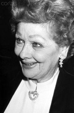 Lucille Ball, 1980's