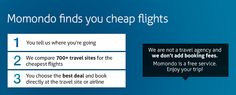 Cheap Airline Tickets - Compare Flights with Momondo.com