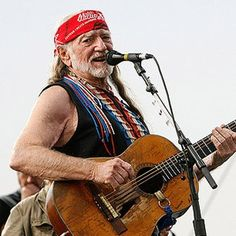 Strainger willie nelson redheaded