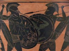 Resultado de imagen de greek shield archaeological
