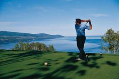Club de golf Fairmont Le Manoir Richelieu