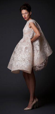 'Amal Collection' Krikor Jabotian Fall-Winter 2014/15 – Glamorous Luxury Passion