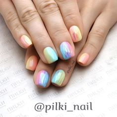 The summer will be here before you know it and you want to make your nails stand out. Spring Nails, Summer Nails, Nails Foil, Cute Nails, Pretty Nails, Acrylic Nails Coffin Short, Manicure, Beautiful Nail Designs, Nail Decorations