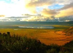 ☑ check! Ngorongoro Crater, Tanzania