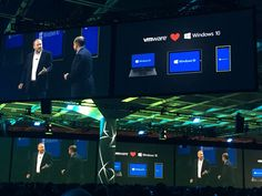 Over 23,000 people poured into San Francisco to talk data centers and business technology at the VMware's annual VMworld conference.