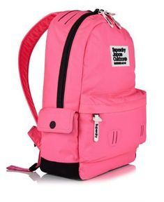 bd0ac2d65510f Shop Superdry Womens True Montana Rucksack in Pink. Buy now with free  delivery from the Official Superdry Store.