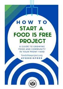5 Steps to start growing food, sharing the harvest and building community