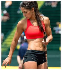 Allison Stokke: Track and field athlete/Pole vault Newport Beach, California,… Model Training, Training Fitness, Health Fitness, Workout Fitness, Health Diet, Weight Training, Fitness Inspiration, Motivation Inspiration, Body Inspiration