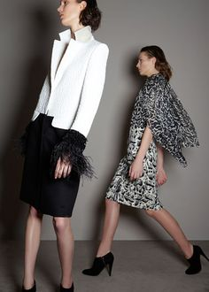 Pre-Fall Fashion 2013 - The Best Looks of Pre-Fall 2013 - Harper's BAZAAR