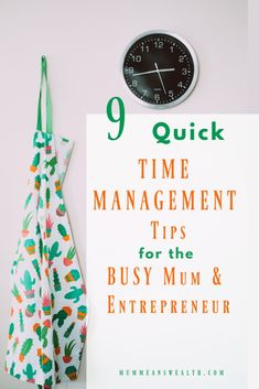 Time management strategies and tips for moms and small business entrepreneurs. Read about stress-free time management techniques and reap the benefits of managing time effectively. Time Management Techniques, Effective Time Management, Time Management Strategies, Management Tips, How To Stop Procrastinating, Feeling Overwhelmed, Stress Free, Free Time, Getting Things Done