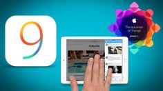 iOS 9: Keine Revolution.. Not a revolution..