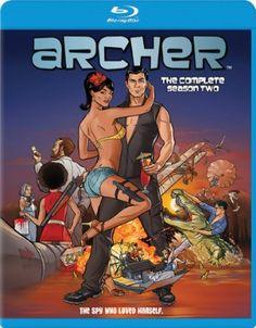 Archer Blu-ray Season 2 (D) #RightStuf2013