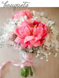 Pretty Pink Bouquet with Baby'sBreath