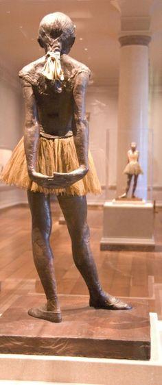 Degas' Little Dancer