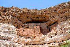 Montezuma Castle – Camp Verde, Arizona