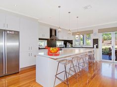 Diseño de Interiores & Arquitectura: 10 Diseños de Cocinas Fabulosas - Muebles de Cocina - Especial de Hogares Frescos