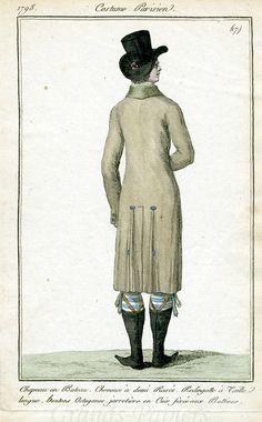Costume Parisien 17