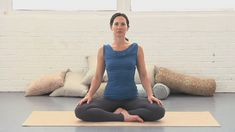The powerful pranayama technique of alternate nostril breathing will help bring your energy into balance.