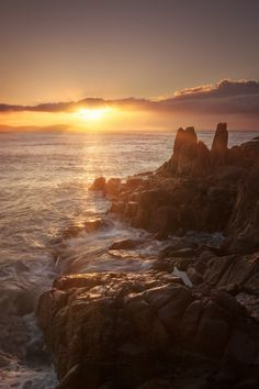 one mile point sunrise by shane russell photography on 500px