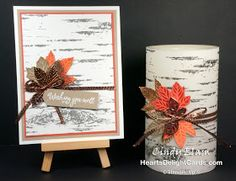Stamping Fun at the Farm! Thanksgiving Cards, Get Well Cards, Scrapbooking, Fall Cards, Autumn Theme, Craft Fairs, Homemade Cards, Fall Halloween, Stampin Up Cards
