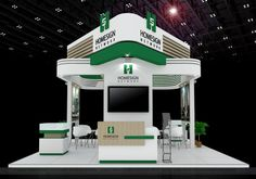 Exhibition Booth 2015 by Nasir Uddin at Coroflot.com