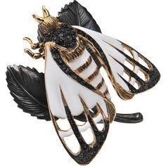Roberto Cavalli Night Butterfly ring ($192) ❤ liked on Polyvore featuring jewelry, rings, roberto cavalli, roberto cavalli ring, butterfly jewelry, roberto cavalli jewelry and butterfly ring