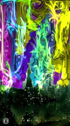 Meritum Soft d. Apps For Teens, Color Swirl, Finger Painting, Tween, 99 Cents, Magic, Entertaining, Iphone App, Online Games