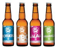 BrewDog IPA is Dead 2012 edition. HBC, Galaxy, Challenger and Moteuka.