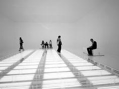 """Décosterd et Rahm: la matière du """"vide"""" rendue visible, exporevue, magazine, art vivant et actualité"""