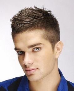 coupe de cheveux court homme - comment se coiffer homme