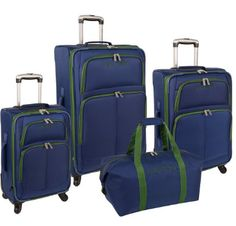 Get up to 60% off luggage on Amazon today!