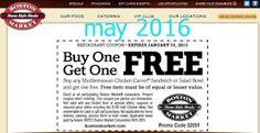 Boston Market coupons & Boston Market promo code inside The Coupons App. Second chicken carver or salad bowl free at Boston Market April Kfc Coupons, Free Coupons Online, Free Printable Coupons, Love Coupons, Grocery Coupons, Free Printables, Boston Market, Coupons For Boyfriend, Restaurant Coupons