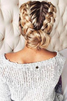 Long Hairstyle Ideas For Christmas 271