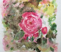 ROSARIET -ROSES - ART
