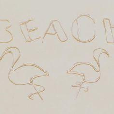【5_k.knc.s】さんのInstagramをピンしています。 《■𓇼flamingo𓇼■ パーツ作り♩ #accessory#handmaid#pierce#ring#flamingo#beach#summer#sea #ハンドメイドアクセサリー#ハンドメイド#ピアス#リング#パーツ#アクセサリー#海#夏#ビーチ#フラミンゴ》